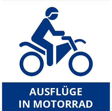 Ausflüge in Motorrad