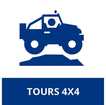 Tours 4x4