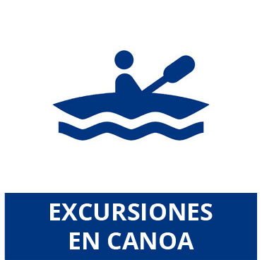 Excursiones en canoa