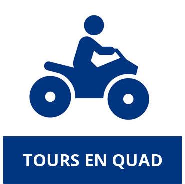 Tours en quad