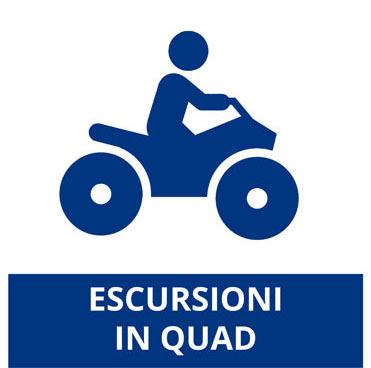 Escursioni in quad